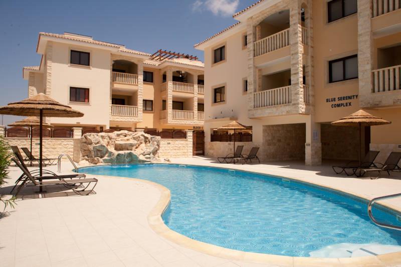 Blue Serenity Complex - Pyla, Larnaca