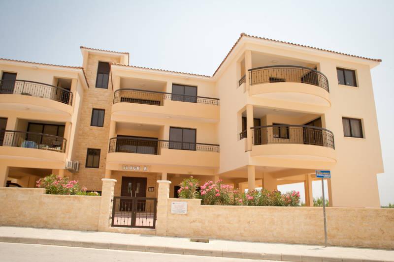 Residence Oasis Complex - Tersefanou, Larnaca